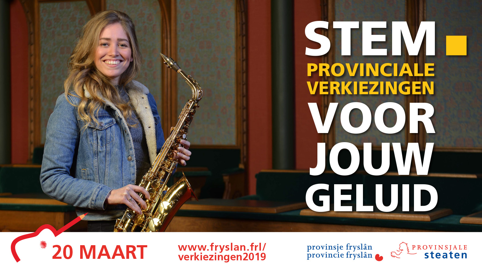Campagne-site provincie Fryslân